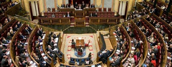 Pleno%20Congreso%20Diputados596 - UPyD propone en el Congreso el debate del contrato único con indemnización creciente