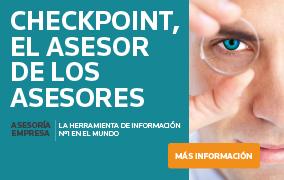 Checkpoint - Lexdiario
