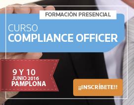 Curso Compliance Pamplona - Mayo 2016