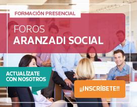 Foros Sociales Aranzadi - Junio 2016