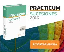 Practicum Sucesiones - Julio 2016