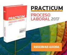 Practicum Proceso Laboral - Agosto 2016
