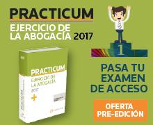 Practicum ejercicio a la abogac�a - Septiembre 2016