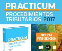 Practicum Procedimientos Tributarios - Octubre 2016