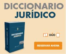 Diccionario Jurídico - Noviembre 2016