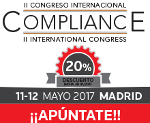 II Congreso Internacional de Compliance - Diciembre 2016