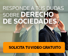 Video Derecho de Sociedades