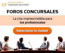 Foros Concursal 2017