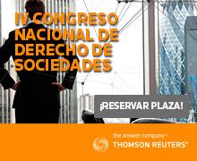 IV Congreso Nacional de Derecho de Sociedades