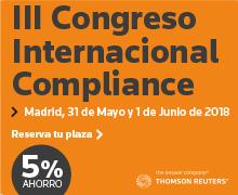 III Congreso Internacional Compliance